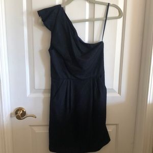 BCBGeneration One Shoulder dress